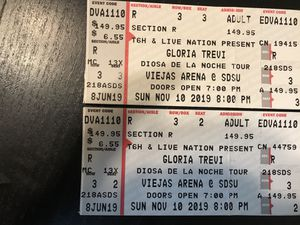 Tickets for Sale in San Diego, CA