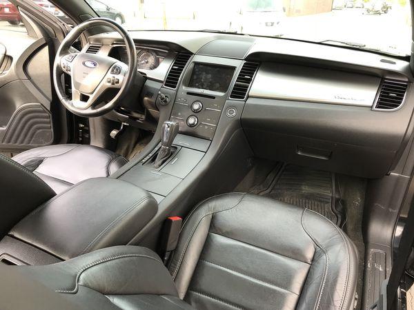 2014 Ford Taurus 123k mi sel navigation