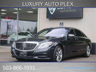 2015 Mercedes-Benz S 550 for Sale in Portland,  OR