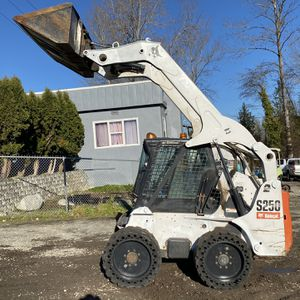 Bobcat S250 2007 6600hrs Working Perfect for Sale in Seattle, WA