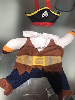 Cat costume , pirate for Sale in Buffalo Grove, IL