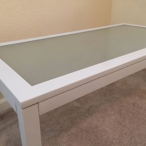 New Grey Coffee Table for Sale in Fresno, CA