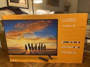 """VIZIO 43"""" 4K HDR Smart TV V-Series *NEW IN BOX* for Sale in Memphis, TN"""