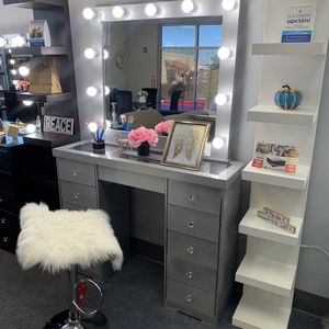 Large Silver/Grey Vanity for Sale in Mesa, AZ