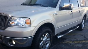 Ford truck f-150 lariat crewcab 4×4 for Sale in Rockville, MD