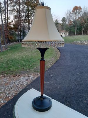 Single Jeweled Table Lamp for Sale in Pelham, NH