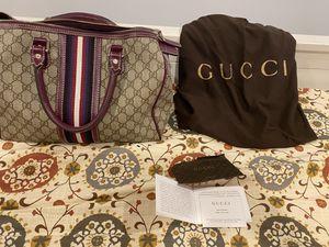 GUCCI BOSTON BAG for Sale in Philadelphia, PA