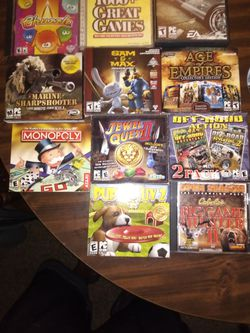 PC games for Sale in Aberdeen,  WA