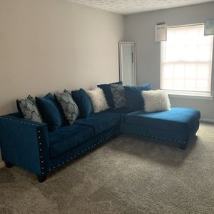 Blue Sectional For Sale ! for Sale in Atlanta, GA
