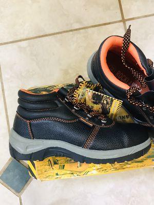 Rocklander Work Hard Safety Boots for Sale in Nashville, TN