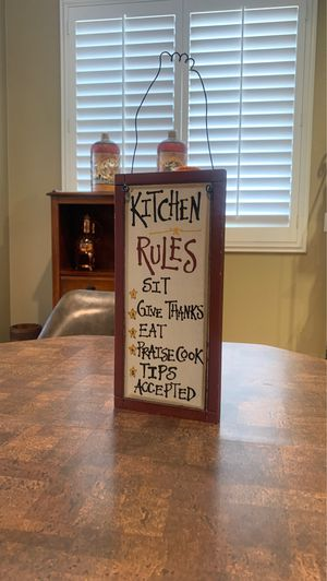Kitchen wall decor for Sale in Moreno Valley, CA