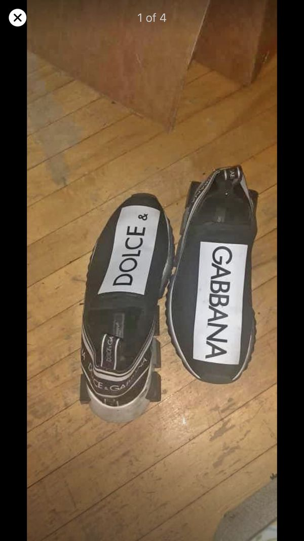 Dolce & Gabbana Designer Shoes
