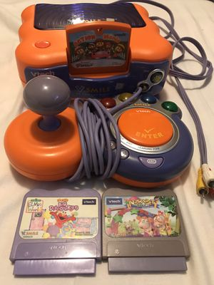 Vtech learning game console for Sale in Homestead, FL