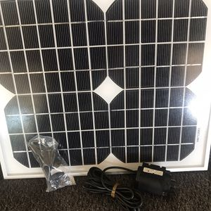 SOLAR Fountain Pump & Panel Plug And GO for Sale in San Diego, CA