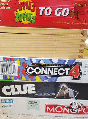 Board Games for Game Night for Sale in St. Cloud, FL