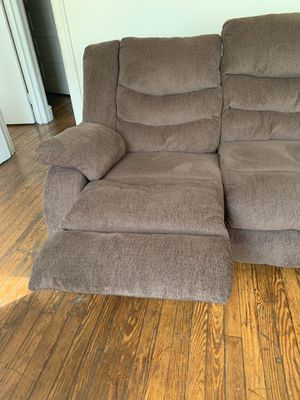 Recliner Couch Set for Sale in Wilmington, DE