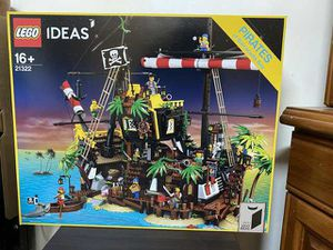 NEW LEGO Ideas Pirates of Barracuda Bay Pirate Shipwreck Kit for Play and Display 21322 for Sale in Washington, DC