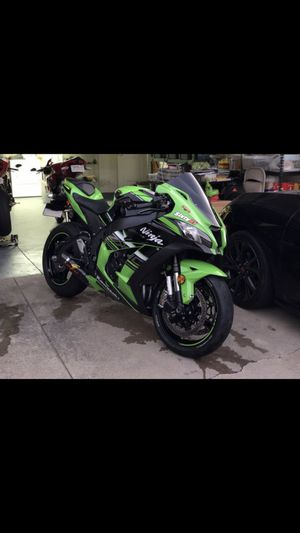 2019 zx10r for Sale in Los Angeles, CA
