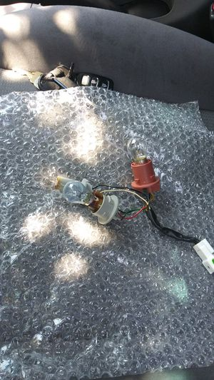 Hyundai sonata rear wiring bulb and socket harness for Sale in Fullerton, CA