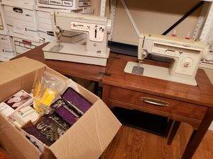 Singer sewing machine and parts. 40.00 each. for Sale in Ferrum, VA