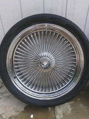 Dayntons rims 22s for Sale in Gilroy, CA