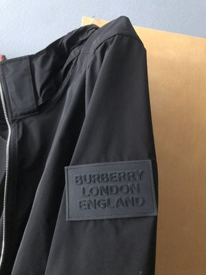 Burberry jacket hoodie for Sale in Seattle, WA
