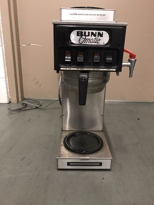 Restaurant certified Bunn Omatic coffee maker for Sale in San Diego, CA