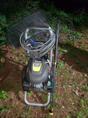 Ryobi 2900 psi pressure washer for Sale in Riverdale, GA