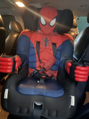 Spider-Man Car seat for Sale in Santa Ana, CA
