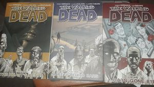 The Walking Dead Books price for all for Sale in Virginia Beach, VA