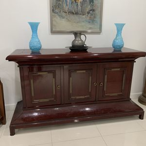 Buffet Solid Italian Wood for Sale in Miami, FL