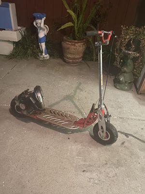 Go ped gas scooter bladez mini bike pocket bike go kart off road for Sale in San Jose, CA