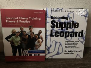 Personal training books for Sale in Lakewood, CO