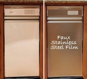 Stainless Steel Self Adhesive Appliance for Sale in Fort Worth, TX