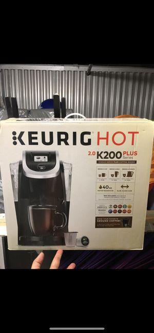 Keurig k200 for Sale in Arlington, VA