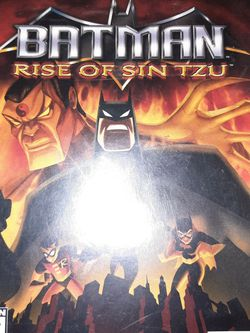 Batman RISE OF SIN TZU.....XBOX GAME for Sale in Fresno,  CA