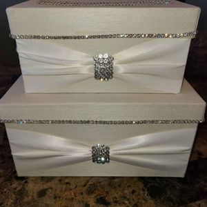 Wedding Card Box and Signage for Sale in Keyport, NJ