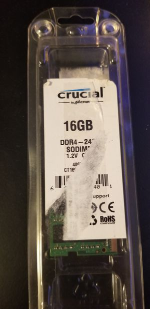 Crucial DDR4 2rx8 for Sale in Houston, TX