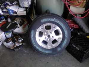 Wheel and tire for Sale in Weymouth, MA