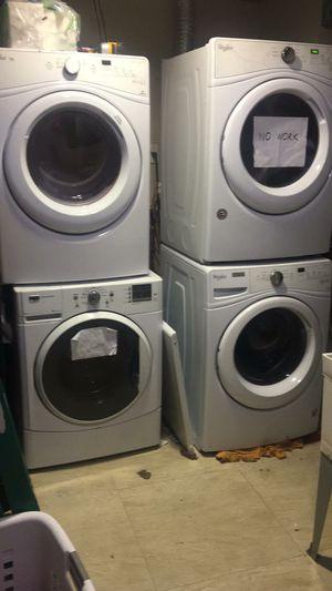 786*546*2426 Washer dryer lavadora secadora Problema con tu lavadora o Problem With your washer or dryer? Dishwasher ovens LG, whrilpool for Sale in Miami, FL