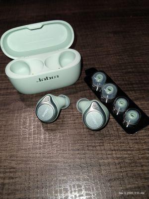 Jabra 75t Active Elite True Wireless In-Ear Headphones W/ANC for Sale in Oceanside, CA