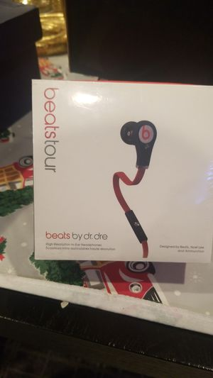 Beats by dre headphones new for Sale in San Jose, CA