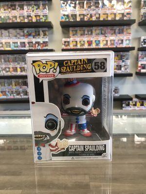 Captain Spaulding Funko Pop for Sale in Torrance, CA
