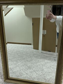 Gold Mirror Large Frame for Sale in Norfolk,  MA