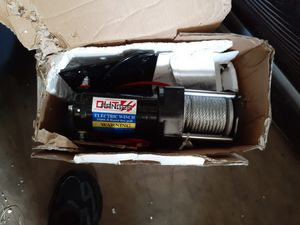 Ranger electric winch for Sale in Tampa, FL