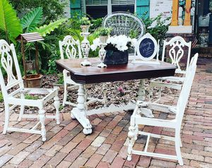 Table 500 chairs sep for Sale in Winter Garden, FL