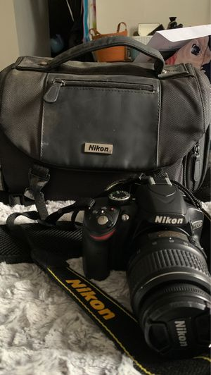 Nikon D3200 digital camera for Sale in San Jose, CA