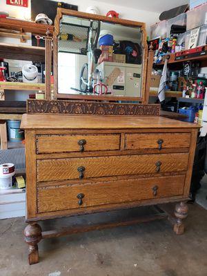 Antique vanity dresser for Sale in Orange, CA