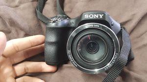 Sony DSC-H300 20.1-Megapixel Digital Camera Black DSCH300/B for Sale in Baltimore, MD