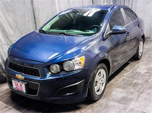 2015 Chevrolet Sonic LS Manual/500down Payment/HONDA/TOYOTA/NISSAN/BMW/ACURA/INFINITI/LEXUS/CHEVY/FORD/GMC/DODGE/JEEP/BUICK/AUDI/CHRYSLER/HUMMER/LINC for Sale in Elmhurst, IL